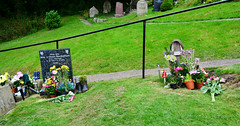 Last of the summer wine - resting place