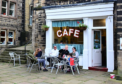 Last of the Summer Wine - Sid's Cafe