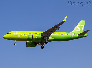F-WWIZ Airbus A320 Neo S7