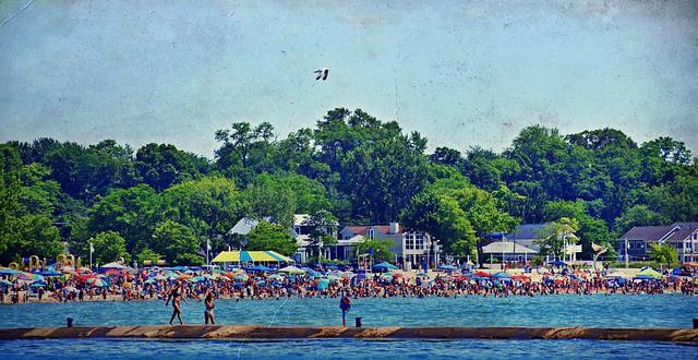 Beach Daze #64 Michigan