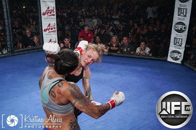WFC 111 9/7/2019 LIVE MMA & BJJ at Avi Resort & Casino!