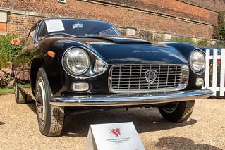 Concours of Elegance 2019, Hampton Court - 1965 Lancia Flaminia Super Sport Zagato 2.8 3C