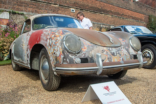 Concours of Elegance 2019, Hampton Court - 1959 Porsche 356A