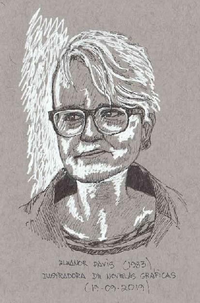 Eleanor Davis (1983)