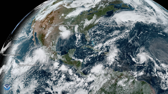 Tropical Activity is Ramping Up This September