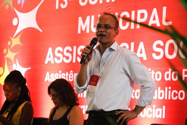 Setembro de 2019 - 13a Conferência Municipal de Assistência Social