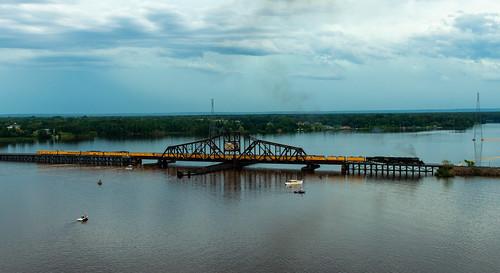 Tip Toe Across The Bridge