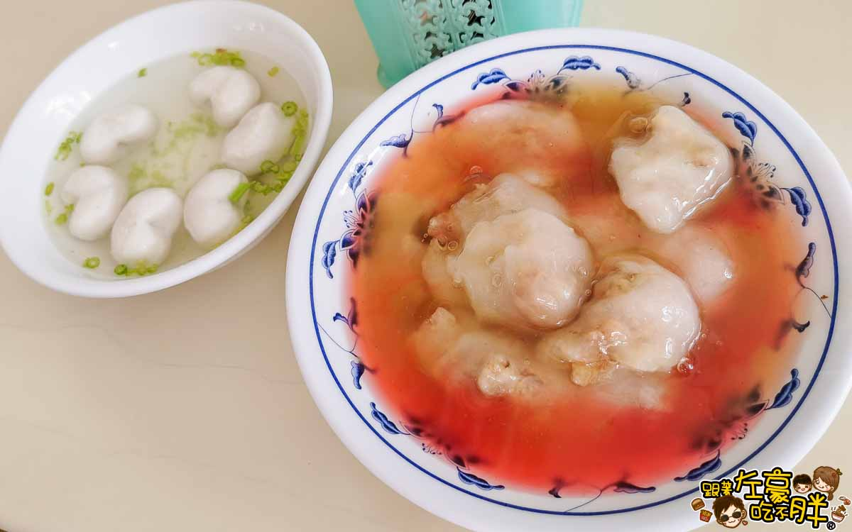 5元肉圓李家肉圓瑞興路(鳳山美食)-6