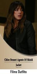 Chloe Bennet Agents Of Shield Jacket