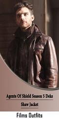 Agents Of Shield Season 5 Deke Shaw Jacket
