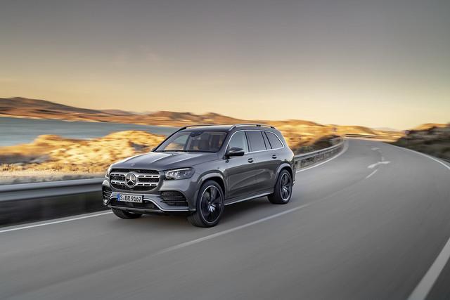 Comprar Mercedes-Benz Gls