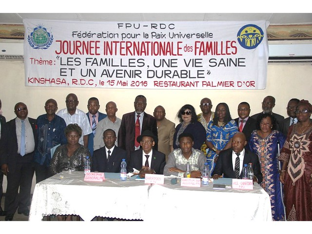 DR Congo-2016-05-15-International Day of Families Observed in D.R. Congo