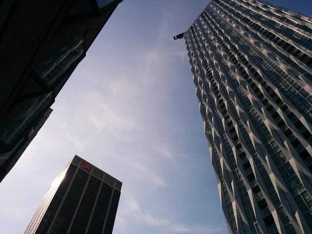 Towers of Yorkville (2) #toronto #yorkville #oneyorkville #yongeandbloor #condos #construction #skyscraper