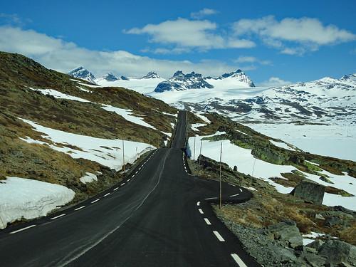 norway view landscape scenic nikon p900 sognefjellet pass