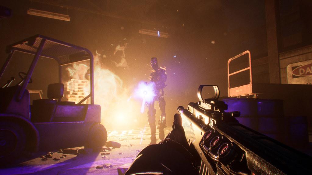 Terminator: Resistance screenshots
