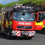 Northumberland Fire & Rescue Service Volvo KN63WJV - Berwick-upon-Tweed