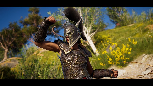 Kassandra New Outfit