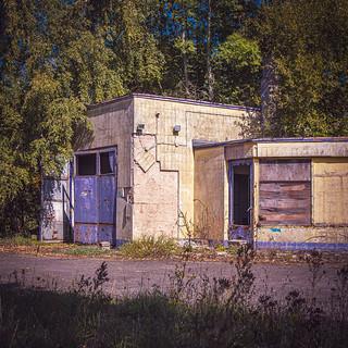 Lost Garage Grossrosseln