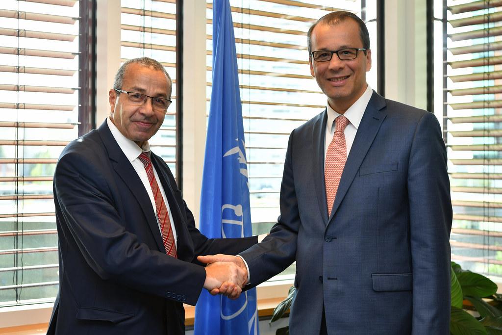 Messaoud Baaliouamer & Cornel Feruta (01118481)