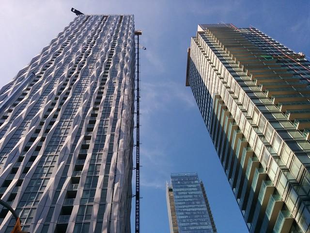 Towers of Yorkville (3) #toronto #yorkville #oneyorkville #tenyorkville #condos #construction #skyscraper