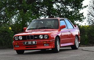 1987 BMW M3 (E30) 2.3 194ch