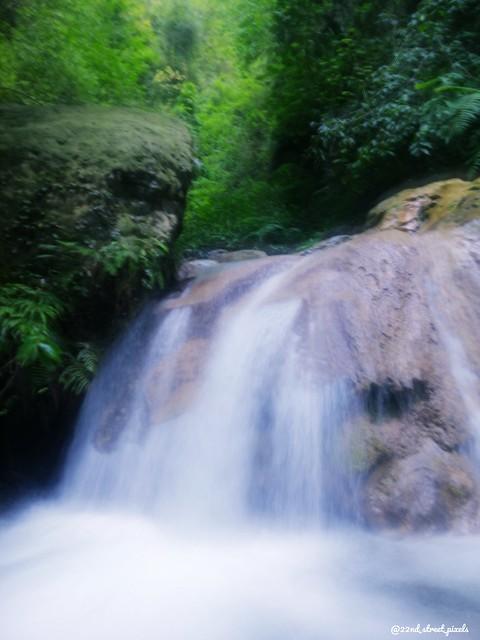 Silky Waterfall.