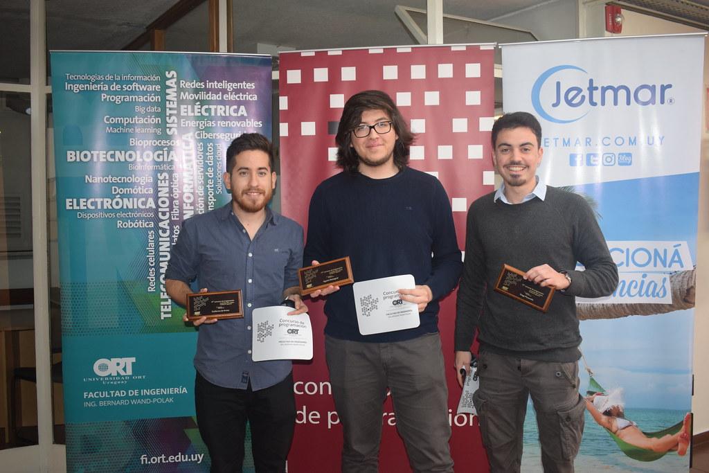 Concurso de Programación 2019
