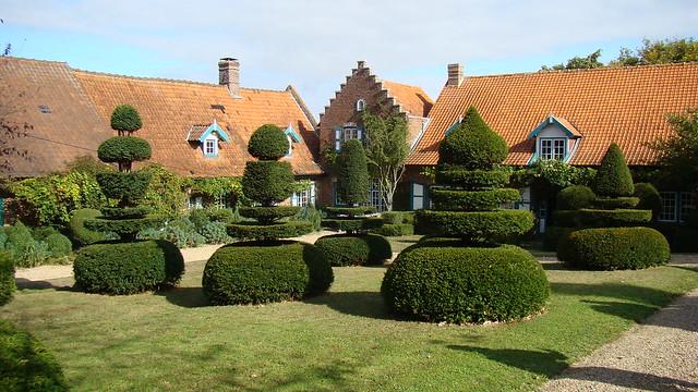 jardins du Mont des Récollets