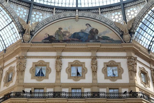 Galleria Vittorio Emanuele II (1865-67) # 4