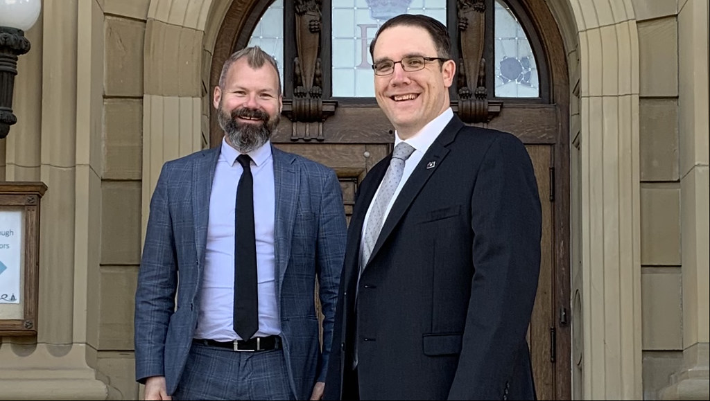 Engaging with Saskatchewan on common issues