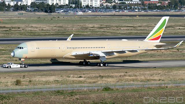 Ethiopian A350-941 msn 375