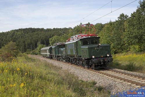 E94 088 . IGSEE + Ce 6-8 14305 . SBB Historic . Aldingen(b Spaichingen) . 16.09.19.