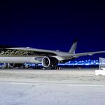 P4-SKN Equatorial Guinea Government Boeing 777-2FB(LR) @ Stuttgart Echterdingen (STR / EDDS)