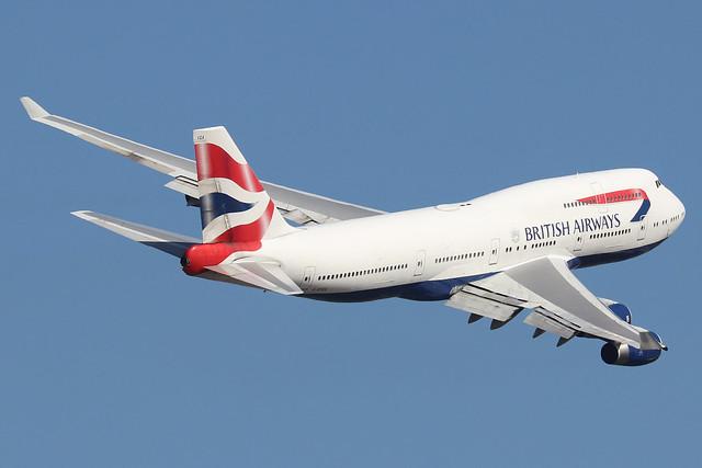 G-BYGA  -  Boeing 747-436  -  British Airways  -  LHR/EGLL 19/9/19