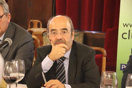 """GVCECR Dn. Ignacio Etxebarria Etxeita """"¿Habrá pensionistas sin pensiones?"""""""