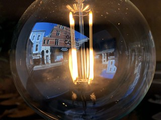 the town in the bulb