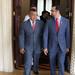 Arriba a Venezuela ministro de Seguridad Nacional y de Comunicaciones de Trinidad y Tobago