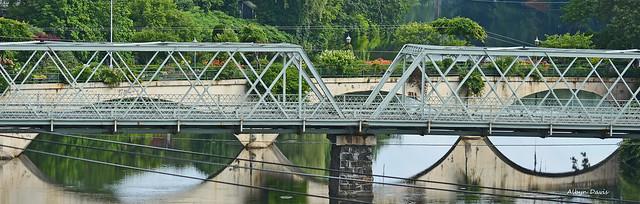 two bridges (Shelburne Falls-7)
