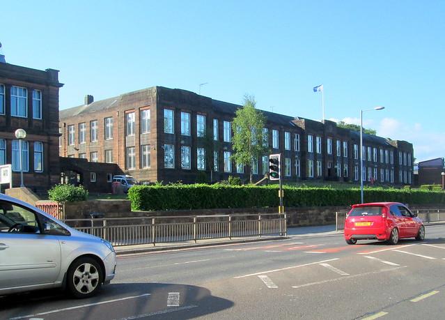 Dumfries Academy Building