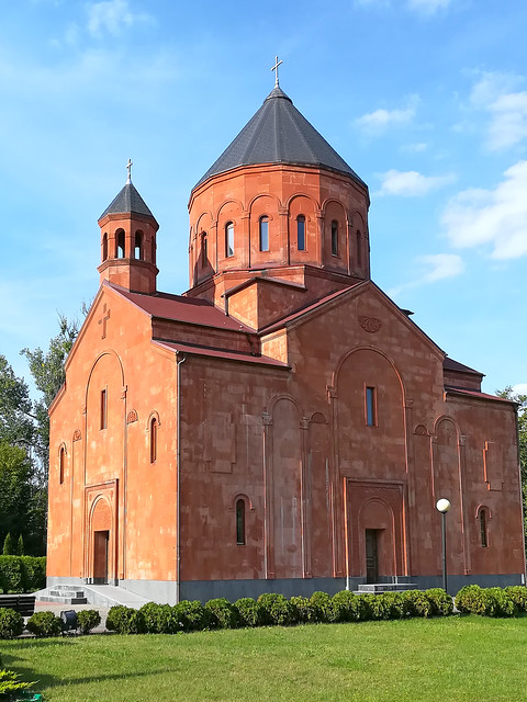 Armenian Church Kaliningrad RF (c) 2019 Берни Эггерян :: rumoto images 160121