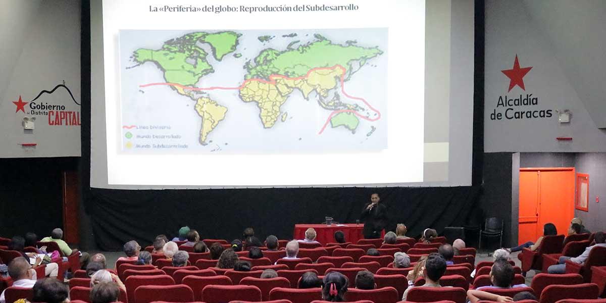 Seminario sobre geopolítica