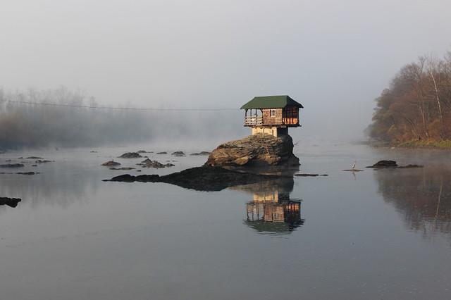 Drina River House - Near Bajina Basta, Serbia