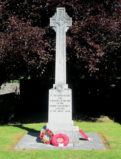 New Abbey War Memorial
