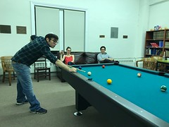 Billiards & Games night