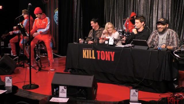 kill tony #391