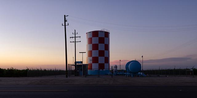 water tower. maricopa, ca. 2013.
