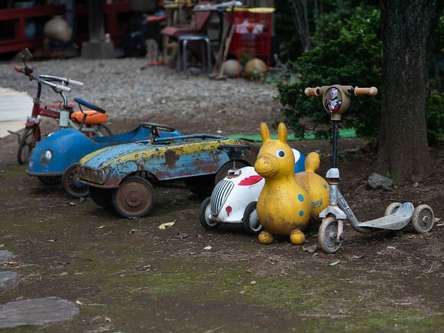 ride on toy vehicles