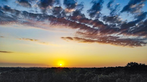 sunrise florida valrico sunset uav drone dji mavicair sky clouds colorfulsky colorfulskies skyporn blue sun tampa amber tampabay centralflorida amberskies colorful aerialphotography
