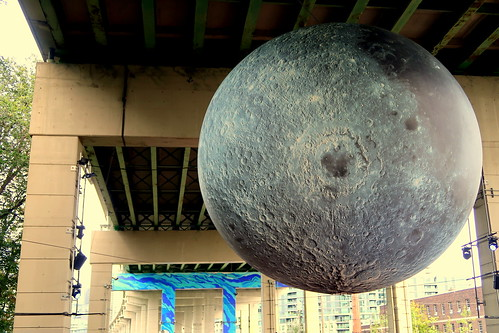 Museum of the Moon @ The Bentway