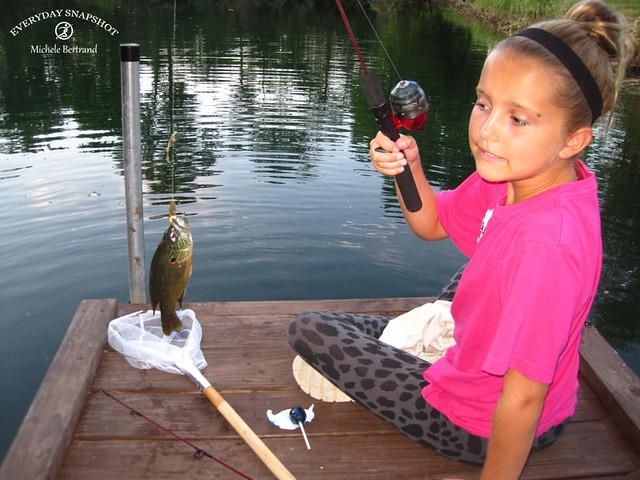 Fishing Finally